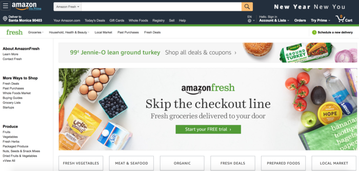 Amazon Fresh, Instacart or Target Shipt: Which Same-Day